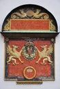 Coat of arms austria Royalty Free Stock Photo
