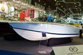 Cobalt cnr international eurasia boat show february istanbul turkey Stock Photography