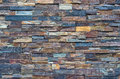 Cobalt weathered wood background and alternative material Royalty Free Stock Photo