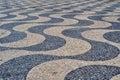 Cobble stone mosaic Royalty Free Stock Photography