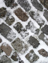 Cobblestone alley Royalty Free Stock Image