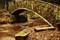 Cobblestone Archway Royalty Free Stock Photo