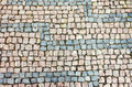 Cobblestone Background Texture