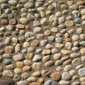 Cobblestone Path Stock Photo