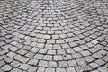 Cobblestone pavement abstract background of Royalty Free Stock Photography