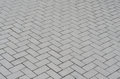 Cobblestone pavement abstract background texture old street Royalty Free Stock Photo