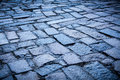 Cobblestone pavement background Royalty Free Stock Photography