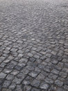 Cobblestone road Stock Photo
