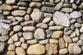 Cobblestone Wall Royalty Free Stock Photos