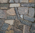 Cobblestones for background use smooth stone Stock Photo