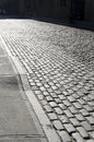 Cobblestones Royalty Free Stock Photo