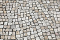 Cobblestones suitable for background use Royalty Free Stock Image