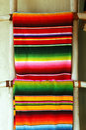 Cobertores mexicanos Imagens de Stock