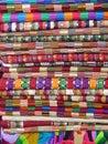 Cobertores mexicanos Fotografia de Stock