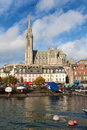 Cobh Ireland Obraz Stock