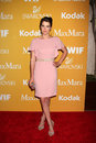 Cobie Smulders arrives at the City of Hope's Music And Entertainment Industry Group Honors Bob Pittman Event Stock Photo