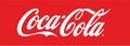 Coca Cola logo Royalty Free Stock Photo