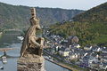 Cochem Foto de Stock Royalty Free