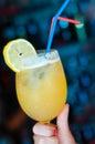 image photo : Cocktail