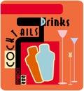 Cocktail lounge promo