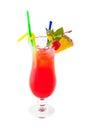 Cocktail Mai Tai Royalty Free Stock Photo