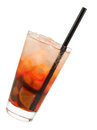 Cocktails Collection - Alabama Slammer Royalty Free Stock Photo