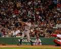 Coco crisp cleveland indians of image taken from color slide Royalty Free Stock Photography