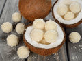 Coconut candy Royalty Free Stock Photo