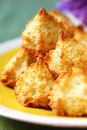 Coconut Macaroons Royalty Free Stock Images