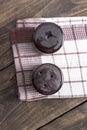 Coctelera de sal y de pimienta Imágenes de archivo libres de regalías