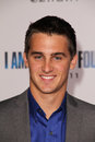 Cody johns at the i am number four world premiere village theater westwood ca Royalty Free Stock Images