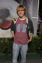 Cody linley the shaggy dog premiere el capitan theater los angeles ca march Stock Photos