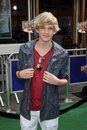 Cody simpson at the hop world premiere universal studios universal city ca Royalty Free Stock Image