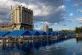 Coeur d' Alene Resort Royalty Free Stock Photo