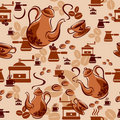 Coffee background Royalty Free Stock Photos