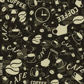 Coffee background3 Royalty Free Stock Photo