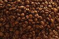 Coffee beans background with many Stock Photos