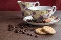 Coffee breack Royalty Free Stock Photo