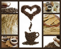 Coffee break background Stock Image