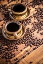 Coffee break time Royalty Free Stock Photo