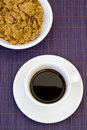 Coffee breakfast Royalty Free Stock Images