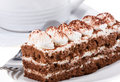Coffee Cake Royalty Free Stock Photo