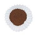 Café en café filtrar
