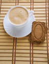 Coffee & Cookies Royalty Free Stock Image