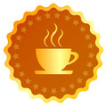 Coffee cup icon Royalty Free Stock Image