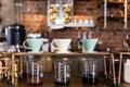 Coffee drip Royalty Free Stock Photo