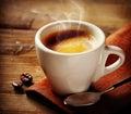 Picture : Coffee Espresso  warm