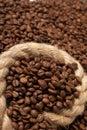 Coffee grain Royalty Free Stock Photo