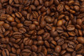 Coffee Grains Background Royalty Free Stock Image