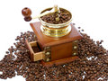 Coffee-grinder Royalty Free Stock Images